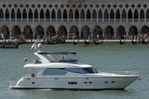 Яхта на 22 метра теперь доступна к аренде в Одессе