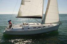 Парусно-моторная яхта Cyclades 43.4 теперь доступна к чартеру в компании NSK Yachts