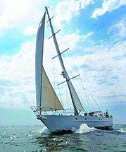 Яхта Scorpius начала вторую кругосветку