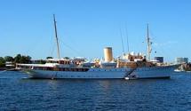 Визит королевской яхты в Санкт-Петербург