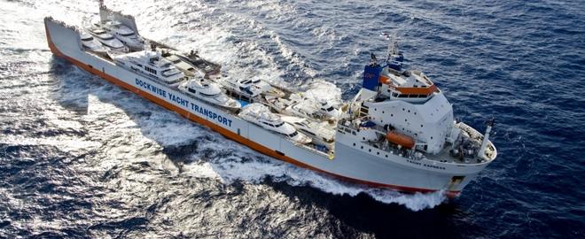 5 вопросов на которые необходимо знать ответ при перевозке яхты.