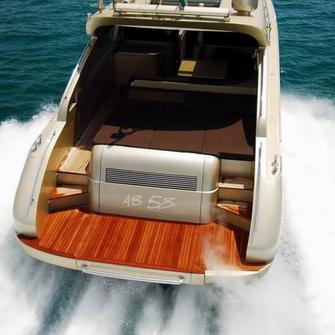 Скоростная яхта AB 58 776
