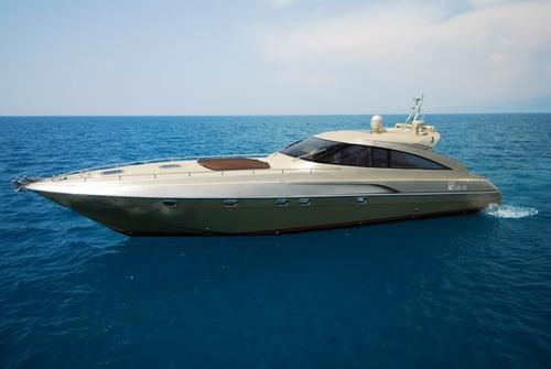 Скоростная яхта AB 58 777