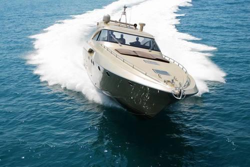 Скоростная яхта AB 58 1465331376