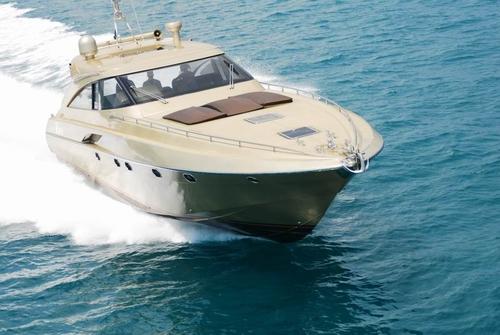 Скоростная яхта AB 58 779