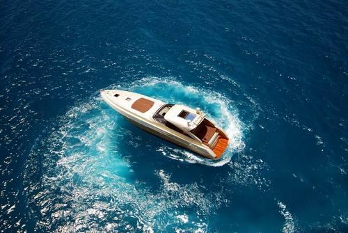 Скоростная яхта AB 58 1465331388