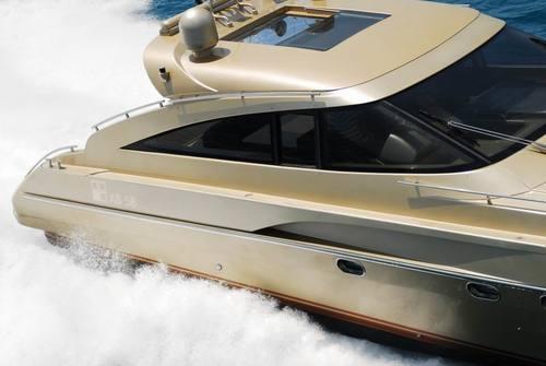 Скоростная яхта AB 58 1465331382