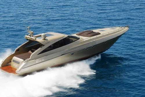 Скоростная яхта AB 58 1465331367