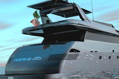 Admiral CNL 35 295