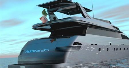 Admiral CNL 35