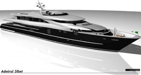 Admiral CNL 58