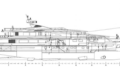 Admiral CNL 54 75