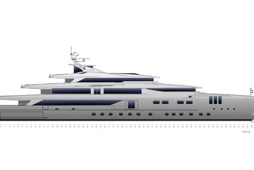 Admiral CNL 73 90