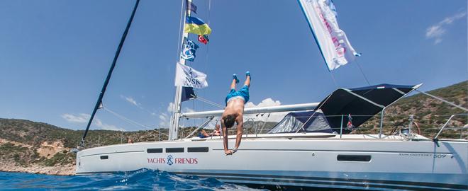 Активный отдых с Yachts & Friends
