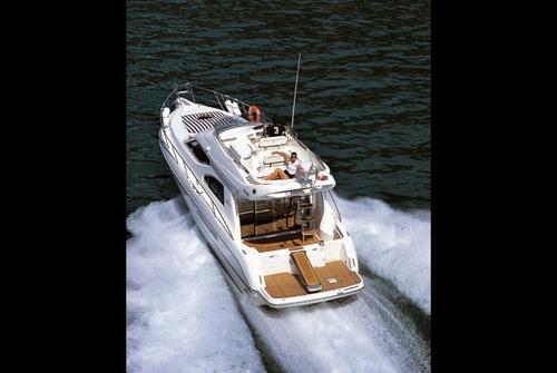 Моторная яхта Atlantic 40 1432213939