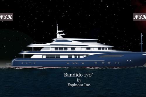 Bandido 170 2737