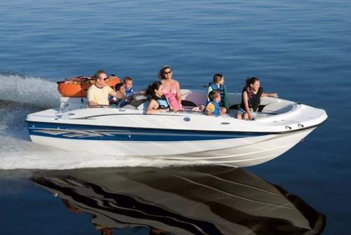 Bayliner Deck Boat 197 3033