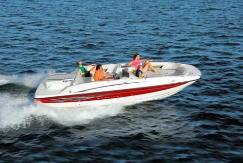 Bayliner Deck Boat 217 3040