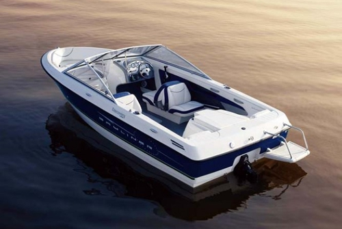 Bayliner Discovery 195 3056