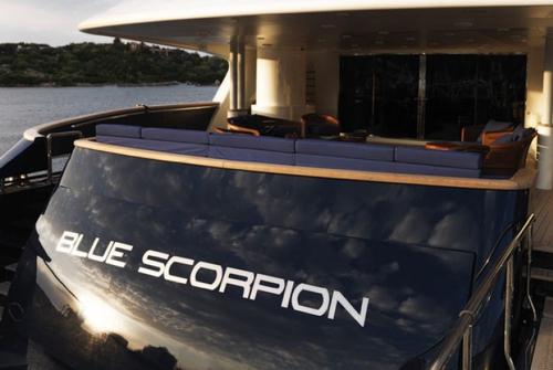 Baglietto Blue Scorpion 53 4542