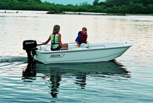 Boston Whaler 110 Tender 3625