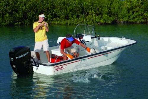 Boston Whaler 150 Montauk 3636