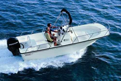 Boston Whaler 190 Montauk 3674