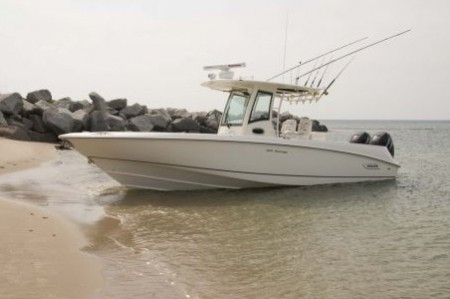 Boston Whaller 320 Outrage