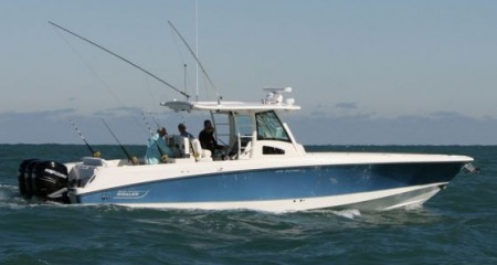 Boston Whaller 370 Outrage
