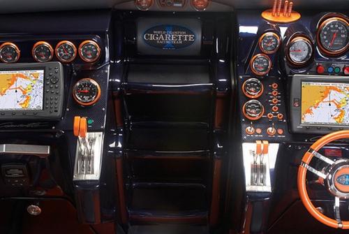 Cigarette 46 Rider XP 5257