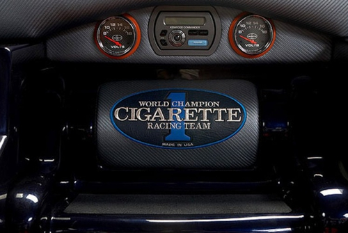Cigarette 46 Rider XP 5265