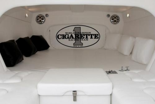 Cigarette 50 Marauder 5296