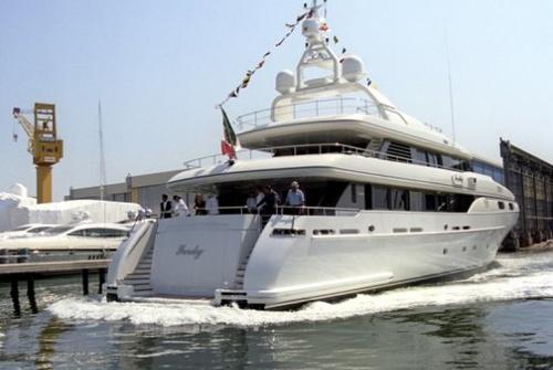 Яхты , спущенные на воду до 2009 года. 5327