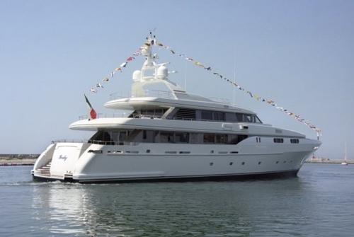 Яхты , спущенные на воду до 2009 года. 5328