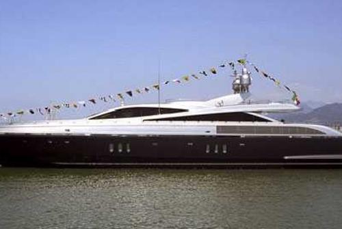 Яхты , спущенные на воду до 2009 года. 5329