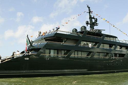 Яхты , спущенные на воду до 2009 года. 5332