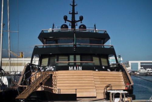 Яхты , спущенные на воду до 2009 года. 5334