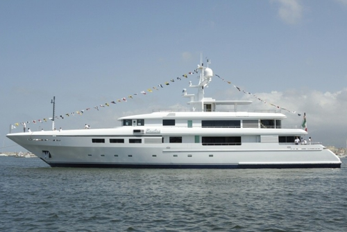 Яхты , спущенные на воду до 2009 года. 5335