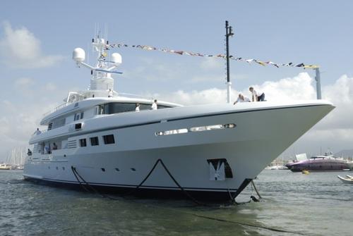 Яхты , спущенные на воду до 2009 года. 5336