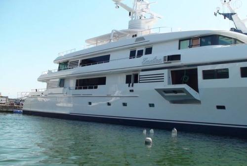 Яхты , спущенные на воду до 2009 года. 5337