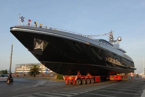 Яхты , спущенные на воду до 2009 года. 5338