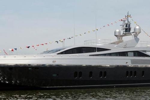 Яхты , спущенные на воду до 2009 года. 5339