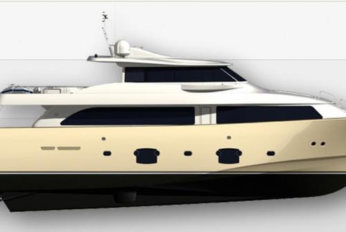 Custom Line Navetta 26 840