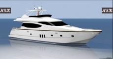 Elegance Yachts 68