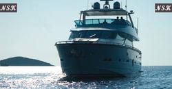 Elegance Yachts 87