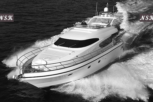 Elegance Yachts 54 7001