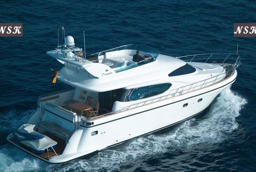 Elegance Yachts 54 7002