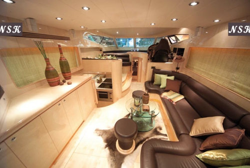 Elegance Yachts 54 7005