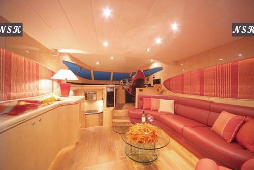 Elegance Yachts 54 7011