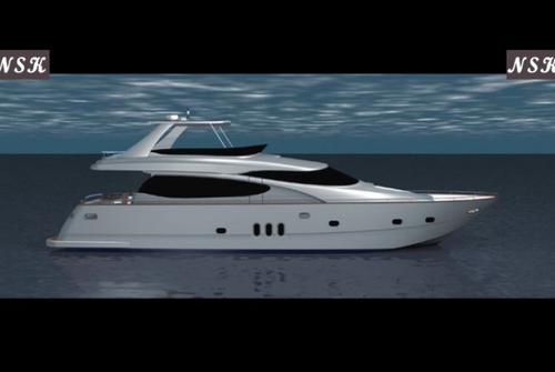 Elegance Yachts 68 7057